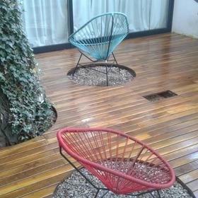 Deck Madera Lapacho, 1ra Calidad
