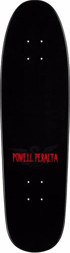 deck skate powell peralta old school slappy prop head 8.5