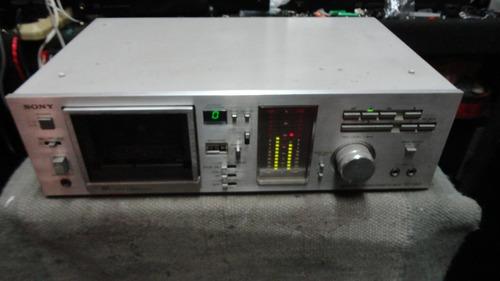 deck sony tc-u60 (top line, cabezales ferrita)