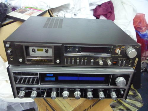 deck technics rsm270x conservado