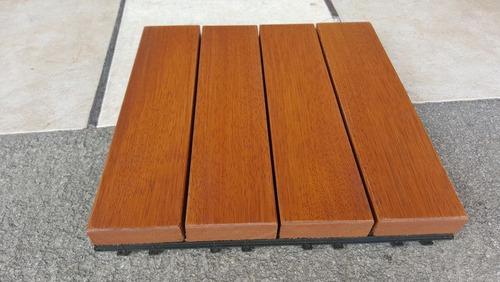 deck tile piso modular ipe teca cumaru tzalam exterior hm4