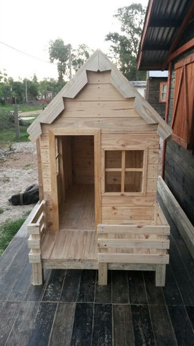 decks en madera casas infantiles juegos de jardin