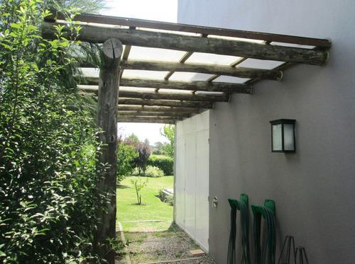 decks, pergolas y techos livianos en pino tratado con cca