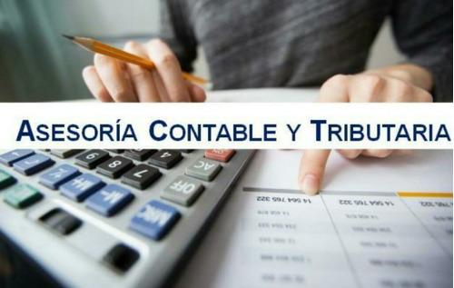 declaración de impuestos y contabilidades a s/ 50 soles