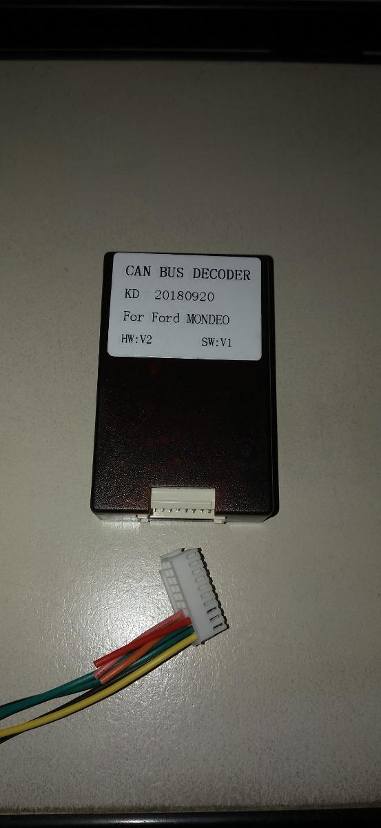 Decodificador Canbus Ford Focus