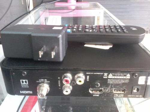 decodificador con 70 canales