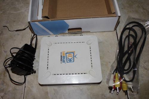 decodificador de cable hogar