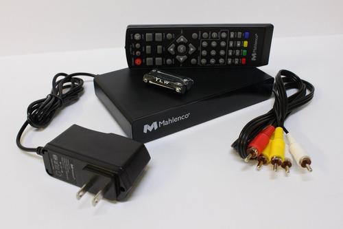 decodificador digital de señal de t.v.