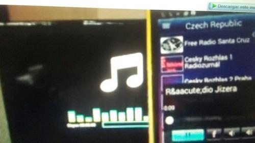 decodificador  digital hd tda +ezcast smart tv para led