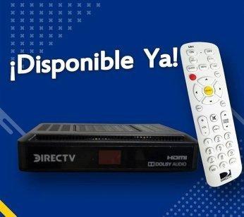 decodificador direc tv hd