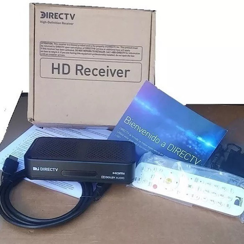 decodificador directv