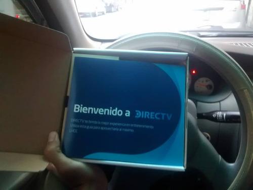 decodificador directv hd  nuevos plan oro+hd