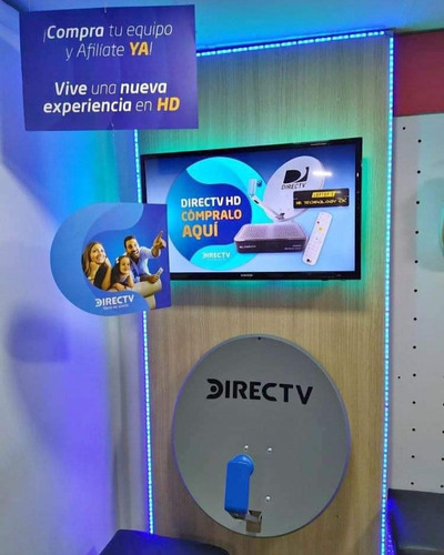 decodificador directv kit hd tienda física