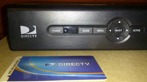 decodificador directv nuevo !! prepag.