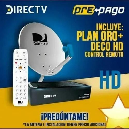 decodificador directv prepago hd plan en bolivares tienda