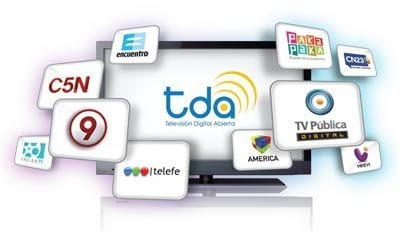 decodificador kit completo tv digital tda antena 14e envios