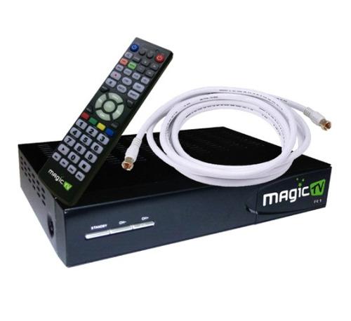 decodificador magic tv canales nacionales hd envio gratis!