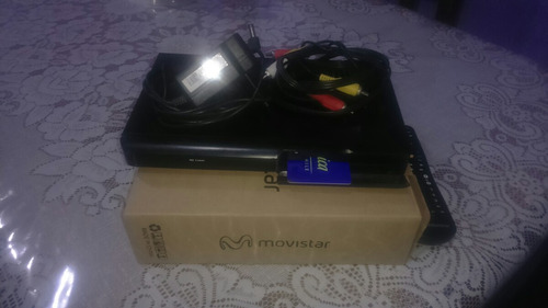 decodificador movistar