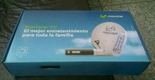 decodificador  movistar claro en hd