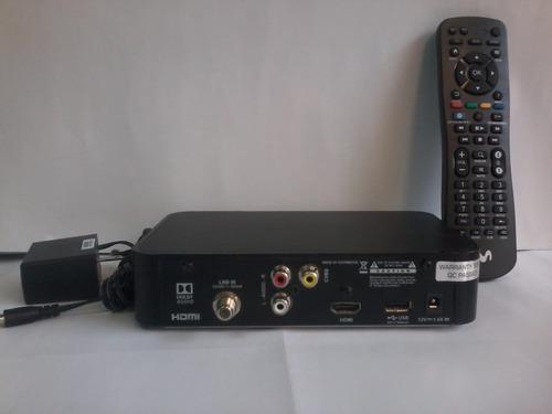 decodificador movistar satelital y catv con paquete estandar