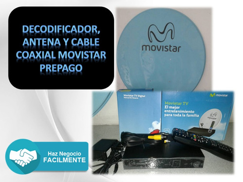 decodificador movistar sd sensillo somos tienda movistar ofi