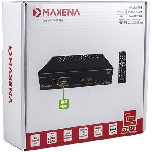 decodificador para televisor analogo a h d envio gratis