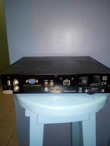 decodificador señal satelital