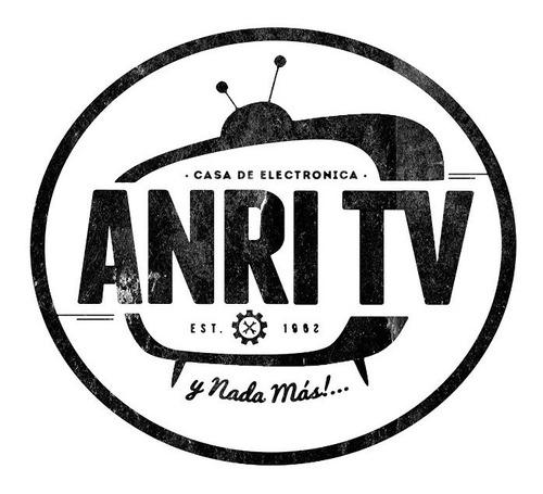 decodificador tda tv canal  digital con fuente.. anri tv