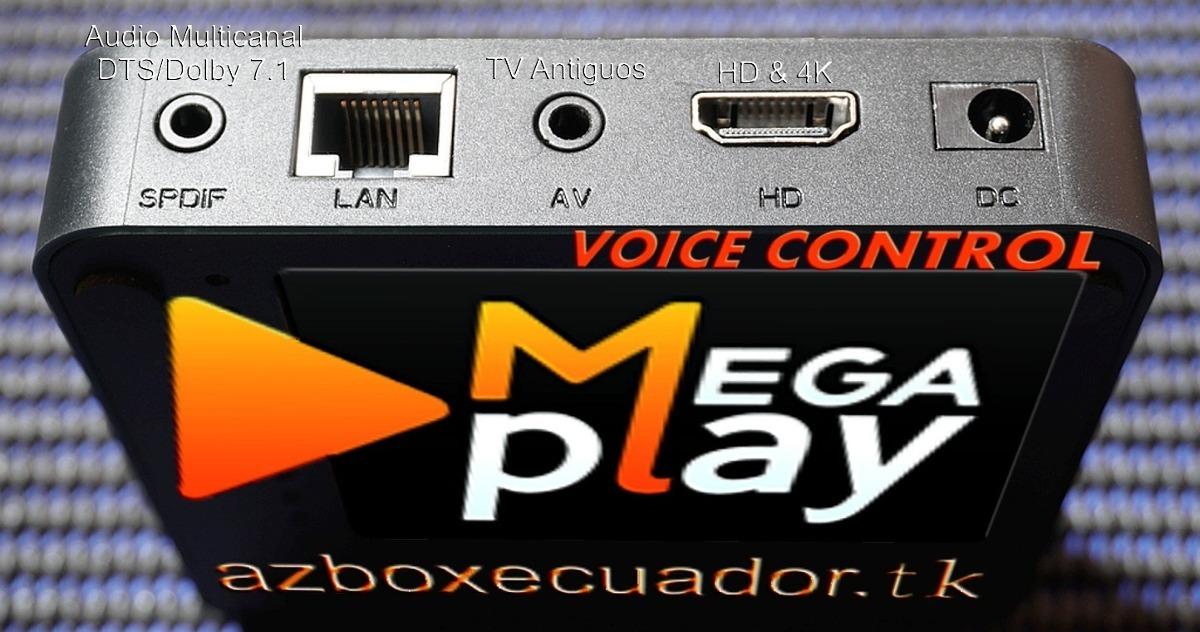 Megaplay Iptv
