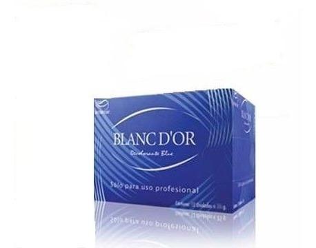 decolorante blanc dor 25 gramos (1.5$)