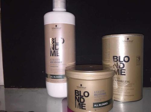 decolorante blondme