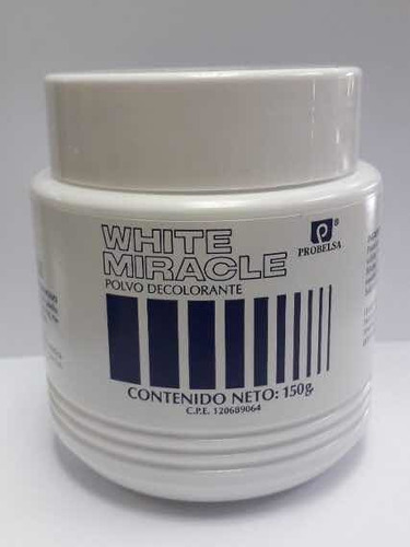 decolorante white miracle 150gr
