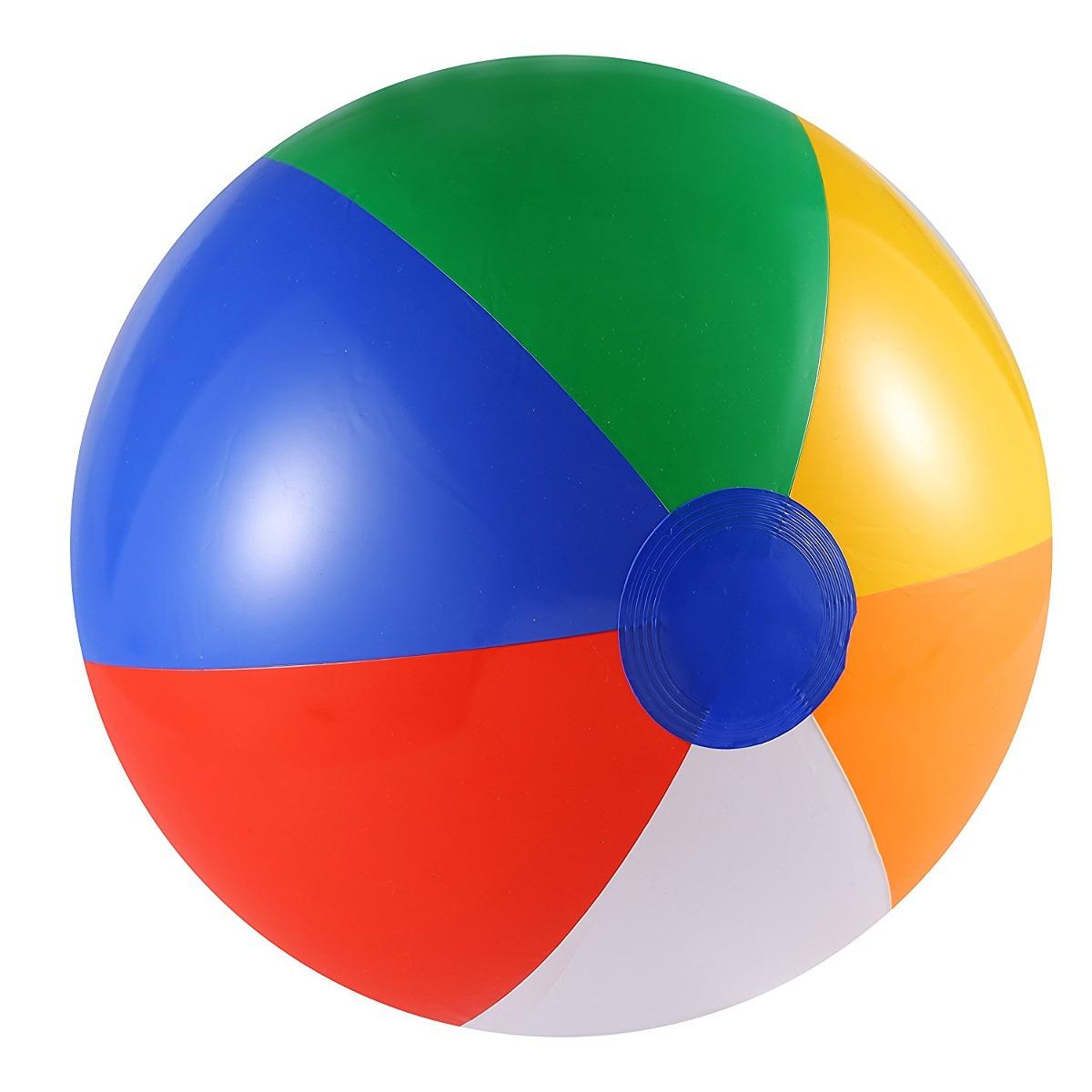 Decora inflables arco iris pelotas de playa para los ni os for En pelotas en la piscina