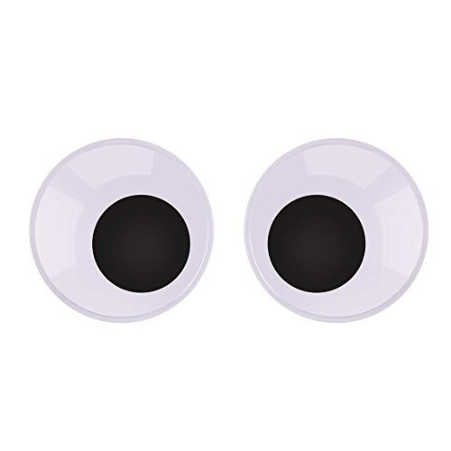 decora ojos saltones gigantes de 7 pulgadas