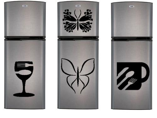 decora tu refrigerador ,estufa,baño,laptop,auto,cancel etc..