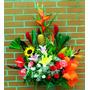 Diselo Con Arreglos Florales Rosas Girasoles Orquid
