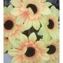 Ramo De Flores Artificales. Girasol. Oferta!!!.
