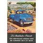 Ilustración De Studebaker 1949 - Autos Clásicos - Lámina
