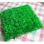 Grama Artificial Plastica 25 X 25 Cm Full Tupida