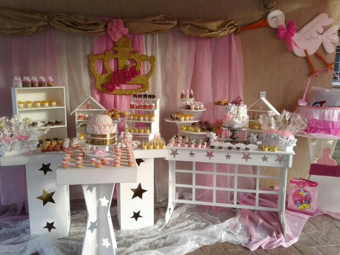 Decoracion alquiler mobiliario candy bar mesa de dulces - Alquiler decoracion ...