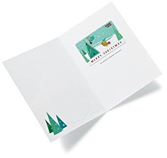 decoración amazon.com tarjetas de regalo de felicitación, e