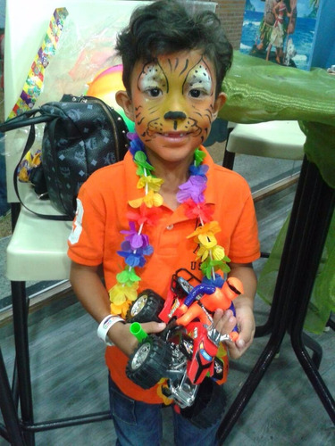 decoración animación fiesta infantil baby shower pintacarita