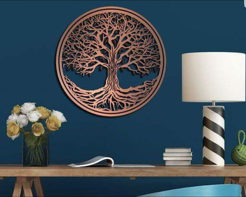 decoración árbol de la vida