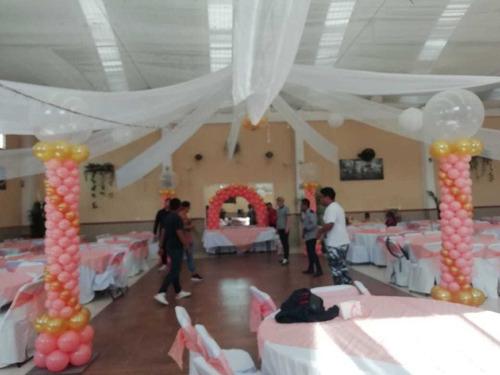 decoración con globo eventos