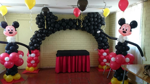 decoracion con globos,