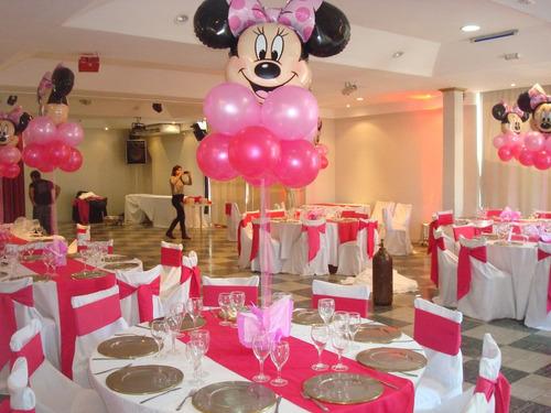 decoracion con globos con