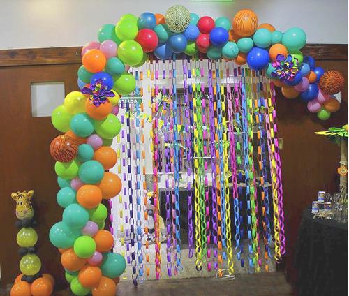 decoración con globos, cumpleaños, fiestas, empresariales!