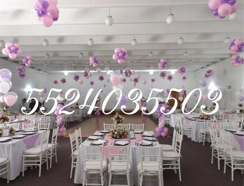decoracion con globos eventos
