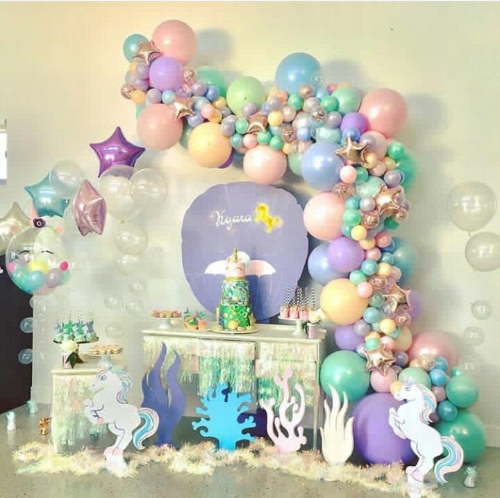 Decoracion con globos para eventos fiestas cumplea os for Decoracion de globos para 15 anos