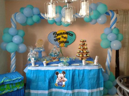 decoracion con globos para tu cumpleaño 15años, boda, evento